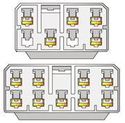 Obrázek Konektor ISO Mitsubishi >97