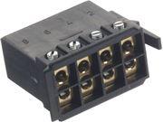 Obrázek Konektor UNI ISO repro šroubovací bez kabelů