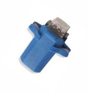 Obrázek z Mini LED B8,3 modrá/3SMD