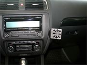 Obrázek x GSM konzole pro VW Jetta 2011-