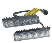 Obrázek LED světla pro denní svícení, 100x24mm, ECE