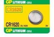Obrázek Baterie CR1620 3V