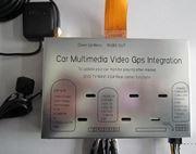 Obrázek Video vstup pro VW, Škoda s RCD510