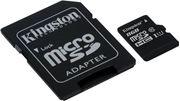 Obrázek Kingston 8GB microSDHC Class 10 UHS-I Card