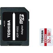 Obrázek Paměťová karta TOSHIBA micro SDHC 32GB včetně adaptéru