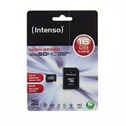 Obrázek INTENSO microSDHC 16GB Class 10
