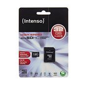 Obrázek INTENSO microSDHC 32GB Class 10