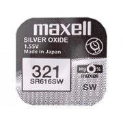 Obrázek Maxell Silver Oxide 321