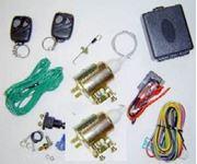 Obrázek Dva elektromagnetické odskoky na dálkové ovládání