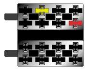 Obrázek Tel-mute UNI pro přenos zvuku z HF do repro