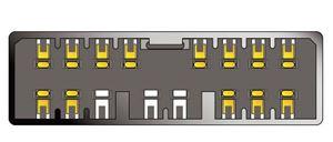 Obrázek z Konektor ISO Honda >98