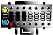Obrázek Kabel pro KENWOOD/JVC 16-pin / ISO