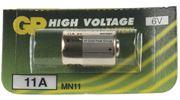 Obrázek Baterie GP 11A, 6V pro ovl. Jablotron