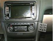 Obrázek GSM konzole pro VW Golf VI 2009-