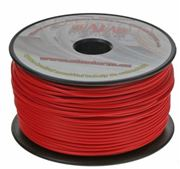 Obrázek Kabel 1 mm, červený, 100 m bal