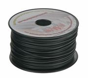 Obrázek Kabel 1 mm, černý, 100 m bal