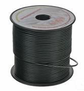 Obrázek Kabel 1,5 mm, černý, 100 m bal