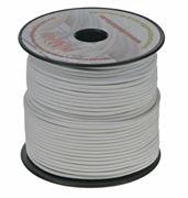 Obrázek Kabel 1,5 mm, bílý, 100 m bal