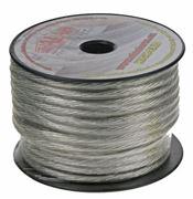 Obrázek Kabel 10 mm, stříbrně transparentní, 25 m bal