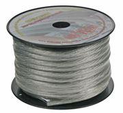 Obrázek Kabel 20 mm, stříbrně transparentní, 25 m bal