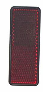 Obrázek z Zadní (červený) odrazový element - obdélník 95 x 45mm nalepovací