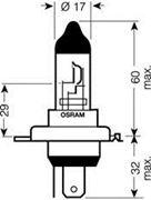 Obrázek OSRAM 24V H4 75/70W standard (1ks)