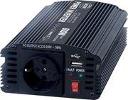 Obrázek Měnič napětí z 12/230V + USB, 600W