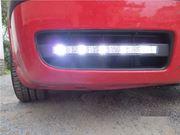Obrázek LED světla pro denní svícení Škoda Octavia I 2000-10, ECE