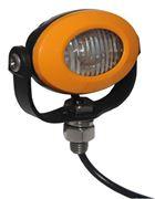 Obrázek PROFI LED výstražné světlo 12-24V 3x3W oranžové ECE R65 92x65mm