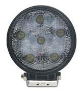 Obrázek LED světlo kulaté, 6x3W, 128x116mm, ECE R10
