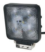 Obrázek LED světlo čtvercové, 5x3W, 128x110mm, ECE R10