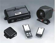 Obrázek SPY CAR autoalarm 24V