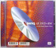 Obrázek BenQ DVD+RW 4.7GB 4x