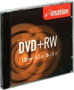 Obrázek Imation DVD+RW 8x