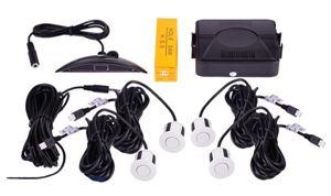 Obrázek z PARKOVACÍ SENZORY 2616 - 4 stříbrné senzory