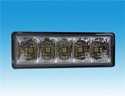 Obrázek LED světla pro denní svícení, 100x35mm, ECE