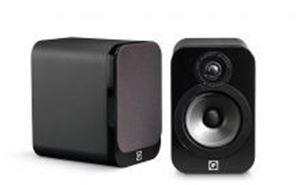 Obrázek z Q Acoustics 3020 černá kůže