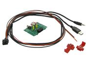 Obrázek USB+JACK konektor Kia
