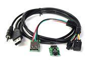 Obrázek USB+JACK konektor Škoda Octavia 2014-