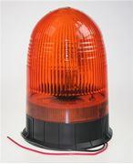 Obrázek Halogen maják, 12 i 24V, oranžový, ECE R65