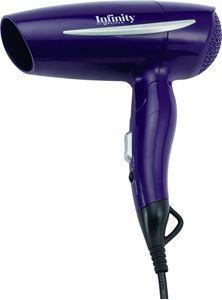 Obrázek z Melissa fialový cestovní vysoušeč vlasů (fén) 16640129