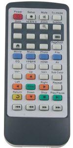 Obrázek z Dálk. ovl. k USB multimediálnímu přehrávači 80239