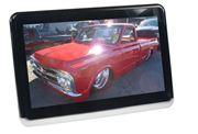 """Obrázek LCD monitor 10,1"""" OS Android/DVD/USB/SD s držákem na opěrku"""