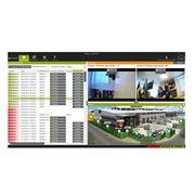 Obrázek TSS GFENCE software pro grafické zpracování alarmových výstupů systému Sorhea