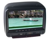 """Obrázek DVD/SD/USB monitor 9"""" v černé opěrce"""