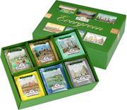 Obrázek Ahmad Evergreen zelený čaj alupack