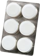 Obrázek ScanPart čistící tablety na vodní kámen 6ks (6x 15g)