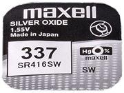 Obrázek Maxell Silver Oxide 337