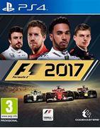 Obrázek HRA PS4 - F1 2017