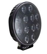 Obrázek LED světlo kulaté, 12x10W, ø218mm, ECE R7/R10/R112
